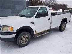 1999 Ford F150 4x4 Pickup