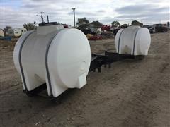 Lake State 425-Gal Saddle Tanks