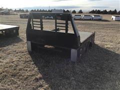 Bradford Pickup Flatbed
