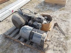 Behlen Mfg Electric Motors &  Electrical Boxes