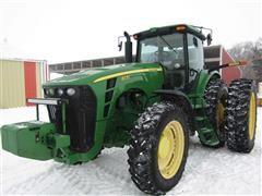 2007 John Deere 8330 MFWD Tractor