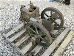 McCormick Deering Stationary Gas Engine