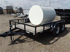 2012 Sure-Trac Utility Trailer