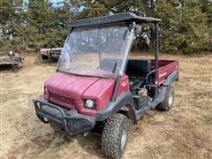 2011 Kawasaki Mule 4010 4x4 UTV