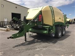 2015 Krone BP 1290 HDP HS Big Square Baler