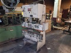 "Chicago Model 135 Press Brake-15 Ton X 48"""