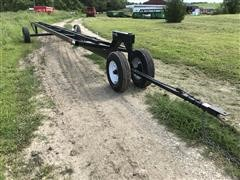 2014 Koch Series II 25' Header Trailer