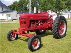1956 McCormick Farmall 400 2WD Tractor