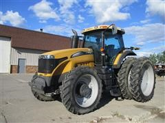2012 Challenger 645D MFWD Tractor