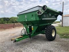2000 Ficklin CA9600 Grain Cart