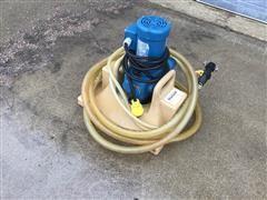 Neptune 567-S-N3T Fertilizer Pump