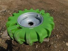 RhinoGator Pivot Irrigation Wheel
