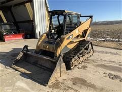2006 Caterpillar 287B Compact Track Loader