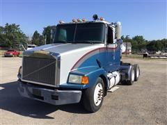 1994 White GMC Aero T/A Truck Tractor