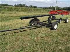J&M HT874 Header Cart
