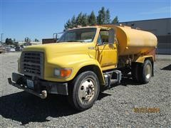 1995 Ford F800 Water Truck