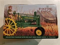 John Deere A Fox Fire Farm Toy Tractor