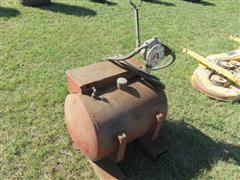 Fill-Rite Gasoline Tank And Hand Pump