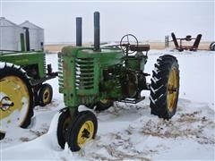 1947 John Deere G Tractor