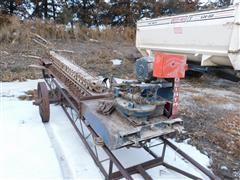 Harvestore Unloading System
