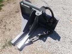2020 Hawz Skid Steer Mount Tree/puller