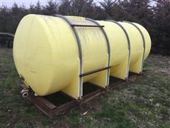 1700 Gallon Poly Tank
