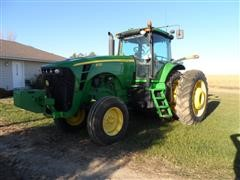 2007 John Deere 8130 2WD Tractor