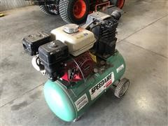 Speedaire B241B Portable Gas-Powered Air Compressor