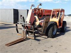 2012 JLG 10054 4x4x4 Telehandler