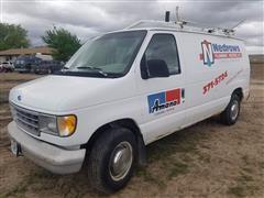 1994 Ford Econoline E250 Cargo Van