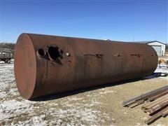 Underwriter Laboratories 12,000-Gal Steel Underground Storage Tank