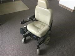 Invacare Battery Operated Chair