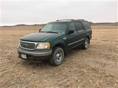 1999 Ford Expedition 4x4 SUV