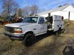 1997 Ford F Super Duty 2WD Service Truck