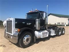1997 Peterbilt 379EXHD Daycab T/A Truck Tractor