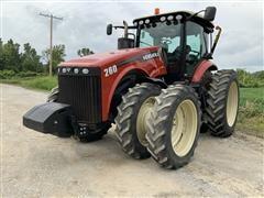 2014 Versatile 260 MFWD Tractor