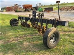 Yetter 6715 Weight Transfer Toolbar Coulter Caddy