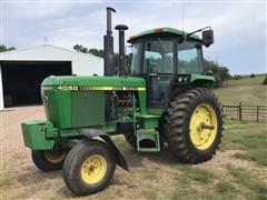 1987 John Deere 4050 2WD Tractor