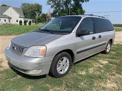 2005 Ford Freestar SE Minivan