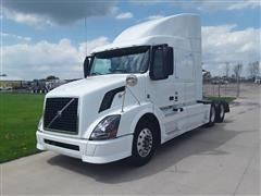 2014 Volvo VNL 64T T/A Truck Tractor