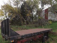 Steel Truck Flatbed