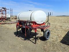 Redball 3-Pt Tank W/Wheels