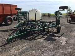 Kent Flex King 5 X 5 V-blade Plow With Nh3