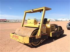 Hypac C778A Vibratory Smooth Drum Tandem Roller