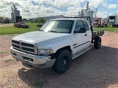 2002 Dodge Ram SLT Laramie 2500 2WD Club Cab Pickup