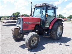 1996 Massey Ferguson 6150 2WD Tractor