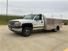 2001 GMC 3500 Service Truck