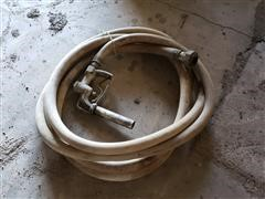 30' Fuel Hose With Nozzle