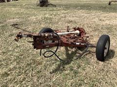 International 1100 Pull Type 9' Sickle Bar Mower