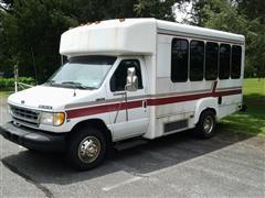 1997 Ford E-350 Bus